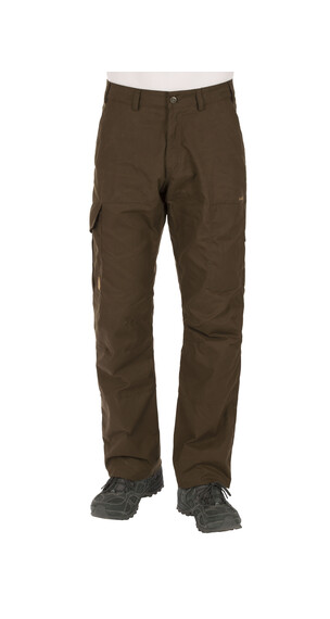 Fjällräven Karl Trousers Men Dark Olive